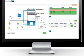 Plataforma IoT para la máquina herramienta M2M