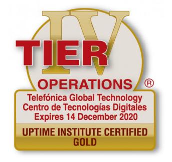 certificacion Tier IV seguridad