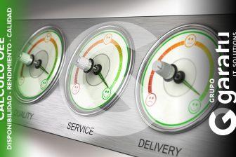 Medir capacidades, indicadores KPIs y procesos para establecer mejoras en una planta productiva